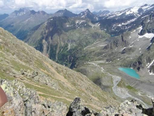 Bergwandelen Alpen Oostenrijk
