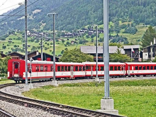 Vakantie Fiesch Rhonevallei Wallis