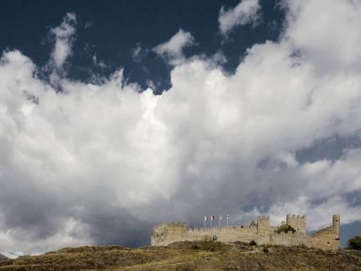 Vakantie Wallis Sion Chateau de tourbillon
