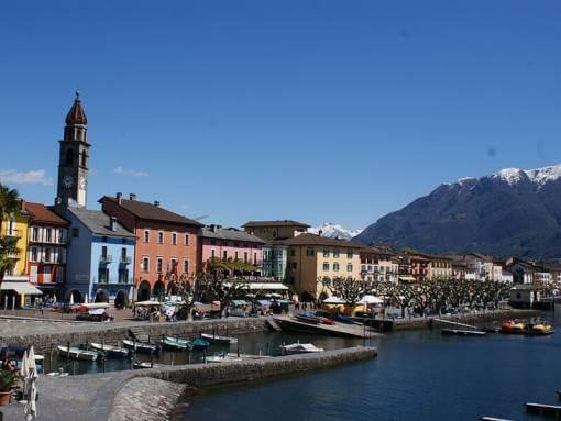 Vakantie Tessin Ticino Ascona