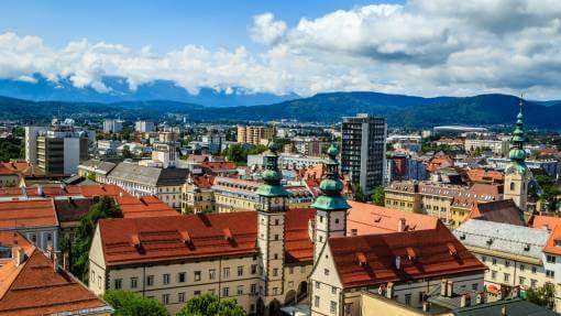 Vakantie Karinthie - Klagenfurt
