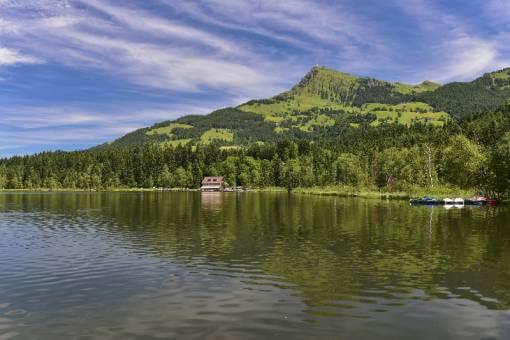Zomervakantie Oostenrijk - Schwarzsee