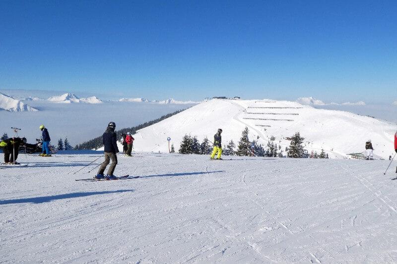 Wintersport Oostenrijk Saalbach