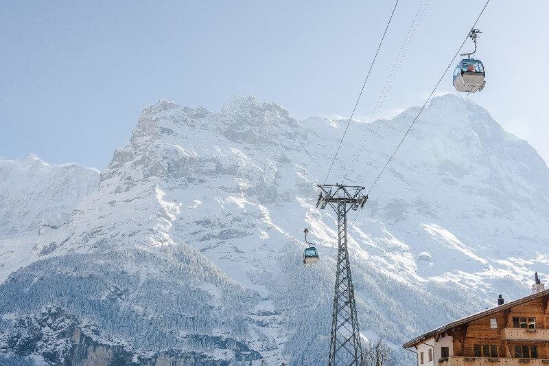 Wintersport Zwitserland Grindelwald